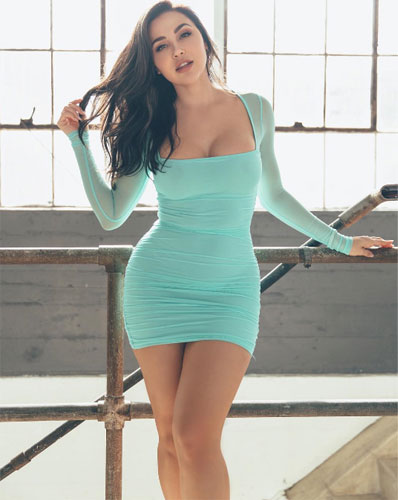 Ana Cheri before plastic surgery