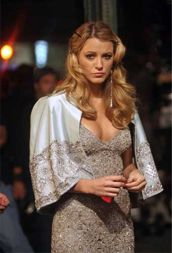 Blake Lively Young
