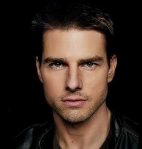 Tom Cruise Young