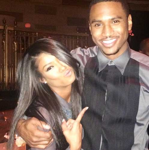 Trey Songz Girlfriends