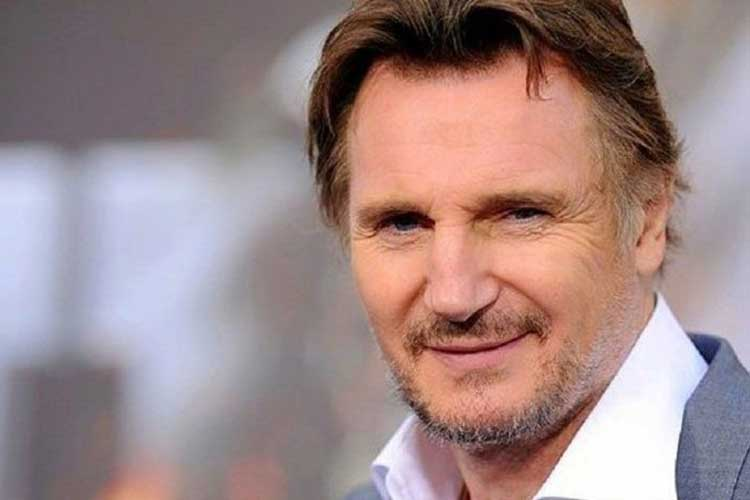 Liam Neeson Height